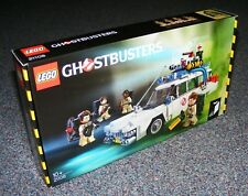 LEGO IDEAS GHOSTBUSTERS 21108 BRAND NEW SEALED
