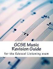 GCSE Music Revision Guide: for the Edexcel Listening exam, Good Condition Book,