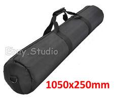 1050 x 250mm Camera Video Tripod Bag Carry Case For Gitzo Velbon Manfrotto Slik