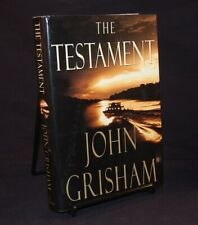 The Testament by John Grisham - 1999 Hardcover - First Edition
