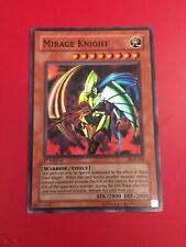 Yugioh Mirage Knight Super Rare 1st Edition DCR-018