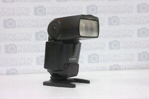 Canon Speedlite 430EX + Case & Strap
