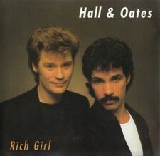 HALL & OATES - RICH GIRL CD - VERY GOOD CONDITION