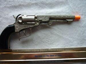 Vintage Cast Iron  HUBLEY PIONEER Toy Replica cap/gun
