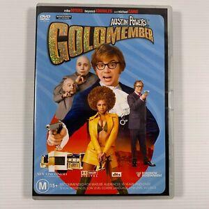 Austin Powers in Goldmember (DVD 2006) Mike Meyers Beyonce Region 4