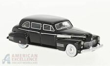 HO 1:87 BOS 87440 - 1941 Cadillac Fleetwood 75 Touring Sedan, Black