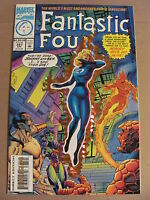 Fantastic Four #387 Marvel Comics 9.4 Near Mint Collectors Die-Cut FOIL Cover