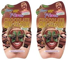 7th Heaven Chocolate Mud Masque 2 Pack