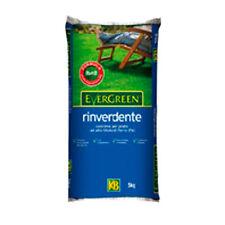 Evergreen RINVERDENTE con FERRO concime granulare per tappeti erbosi kg5