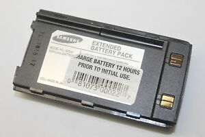 Genuine Samsung BTE41 Replacement Extended Li-Ion Battery Pack 3.6V for SCH-411