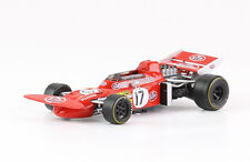 F1 MARCH 711 - 1971 - RONNIE PETERSON  MONACO New &  box 1:43 diecast model