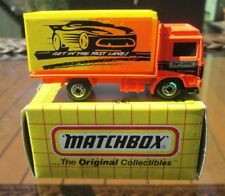 NEW IN BOX~1993~MATCHBOX~THE ORIGINAL COLLECTIBLES~MB23~*VOLVO CONTAINER*~MINT!