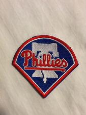 Philadelphia Phillies MLB Baseball Hat Shirt Embroidered Iron On Jersey Patch