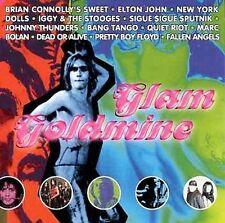 Glam Goldmine - NY Dolls Johnny Thunders Iggy Pop NEW CD