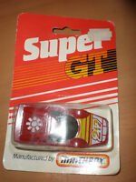 1986 VINTAGE MATCHBOX SUPER GT FANDANGO 2 DIE CAST CAR MOC