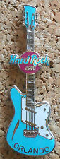 Hard Rock Cafe Orlando 2002 Thruster Guitar Pin