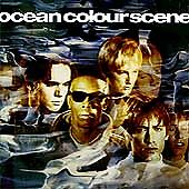 """OCEAN COLOUR SCENE -""""Self Titled""""-Sway-Do yourself A Favour-ORIGINAL 1992 NEW CD"""