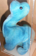 """Authenticated Ty Bronty """"Striking Colors!"""" Beanie Baby 1st Gen Tush"""