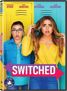 Switched (DVD, 2020)