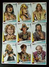 XC1-XC9 Xena Comics Xena Warrior Princess Dangerous Liaisons trading card