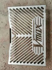 Yamaha Vmax 1200 stainless steel radiator grill cover guard custom