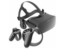 Oculus Rift VR Headset CV1 + touch controllers + Robo Recall Brand New Sealed