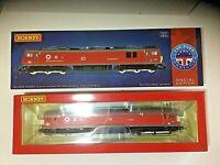 """Hornby R3742F Class 92 91-53-0-472-001-03 """"Mihai Eminescu"""" in DB Cargo Romania"""
