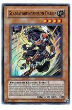 Yu-GI-OH Gladiatorungeheuer Darius Common PTDN-DE031