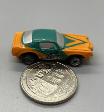 Micro Machines '71 Chevy Camaro #63 Green/Orange, From 2000 European Set #3