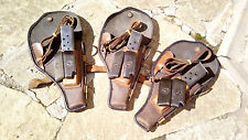 Original Soviet Tokarev TT-33 kirza holster full set - 5 items! #2