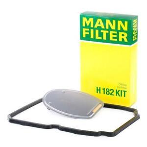 Mann Auto Trans Filter Kit fits Jeep GRAND CHEROKEE IV WK, WK2 3.6 VVT