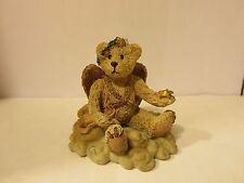 Boyds Bears - #2029 10 Juliette Angel Bear Figurine 1993