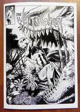 The WHITE GHOST xavier duvet comics