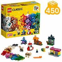 LEGO®-Classic Les fenêtres créatives Jeu Créatif avec des Briques et de ...