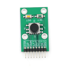 Navigation Button Module 5d Rocker Joystick Independent Keyboard For Arduino Hu