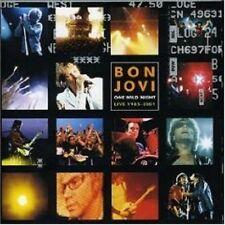 "BON JOVI ""ONE WILD NIGHT"" CD 15 TRACKS NEU"