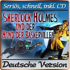 ⭐️Sherlock Holmes und der Hund der Baskervilles - PC / Windows ⭐️