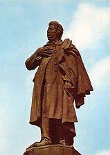 B46757 Warszawa pomnik Adama Mickiewicza    poland