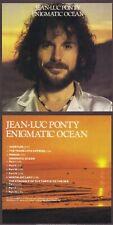 """Jean-Luc Ponty """"Enigmatic ocean"""" 11-Song-Werk von 1977! Fusionjazz! Neue CD!"""