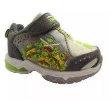Teenage Mutant Ninja Turtles Toddler Boys Lightup Shoe Athletic Sneaker  Sz 7