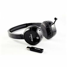 Binatone Wireless Headset for PC,Mac,Smartphones,tablets, Gaming  iPhone iPads