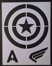 Captain America Shield Etc. 8.5