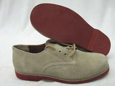 Willits 7145N Tommy Suede Casual Dress Shoes Beige Mens 6.5 2E NL