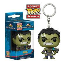Funko Pocket Pop Keychain Portachiavi Marvel Thor Ragnarok Hulk Gladiator Mini F