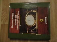 Marine Chronometer und Taschenchronometer Hans von Bertele Callwey