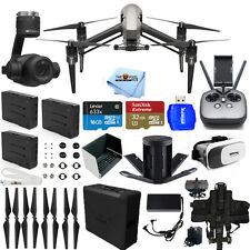 DJI Inspire 2 Combo With DJI Zenmuse X4S! 3 BATTERY BUNDLE BRAND NEW IN STOCK!!