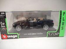 Véhicules miniatures noirs Burago BMW