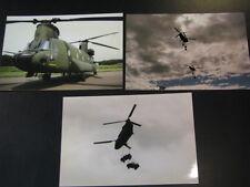 Photo Boeing CH-47D Chinook RNLAF #D-663 Open Dag KLu Vlb Gilze-Rijen 1997 3x