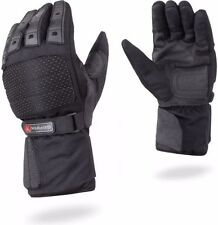 GearX Motorcycle Gloves with Features Pre-Curved Fingers
