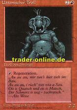 Uttenischer Troll (uthden Troll) Magic Limited Black Bordered German Beta FBB FO